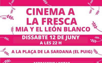 Primavera Vendrellenca amb cinema a la fresca