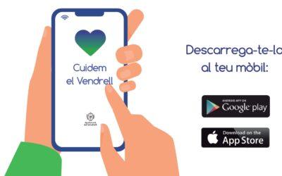 """Nova aplicació mòbil """"Cuidem el Vendrell"""" per comunicar incidències a la via pública de manera ràpida i senzilla"""
