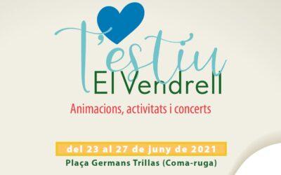 """""""T'Estiu El Vendrell"""" presenta diferents accions de promoció del municipi"""