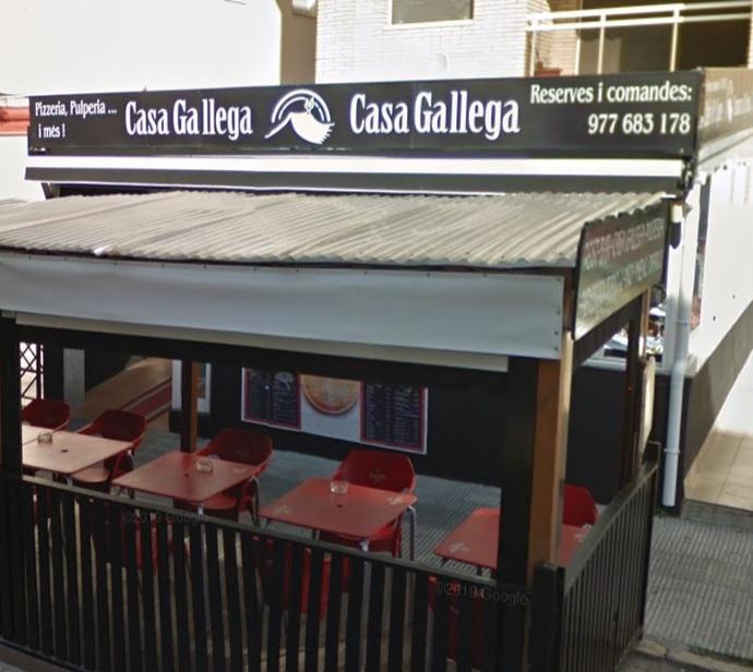 Casa Gallega Coma-ruga